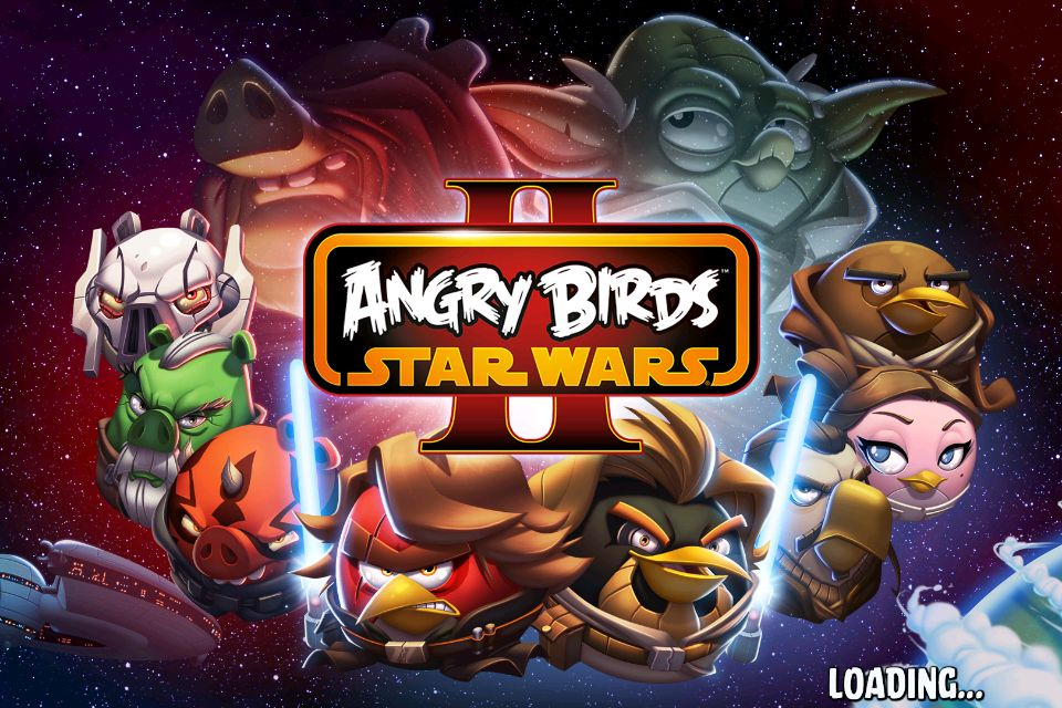ANGRY BIRDS SW 1