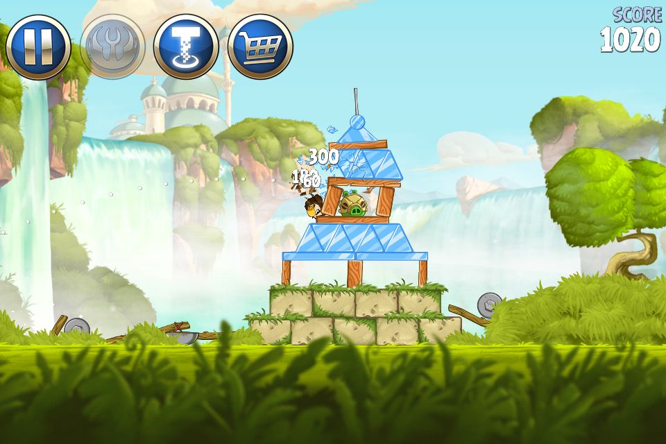 ANGRY BIRDS SW 2