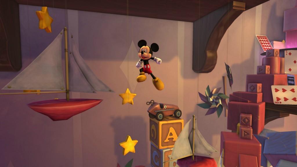 """Nova versão de """"Castle of Illusion"""" agrada tanto quando a original"""