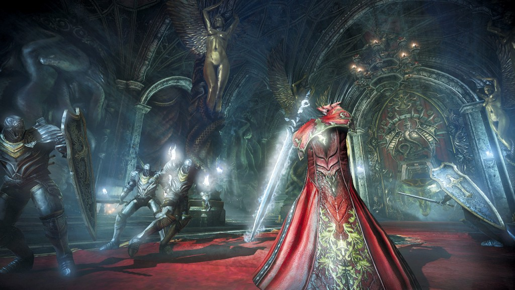 Castlevania Lords Of Shadow 2 a