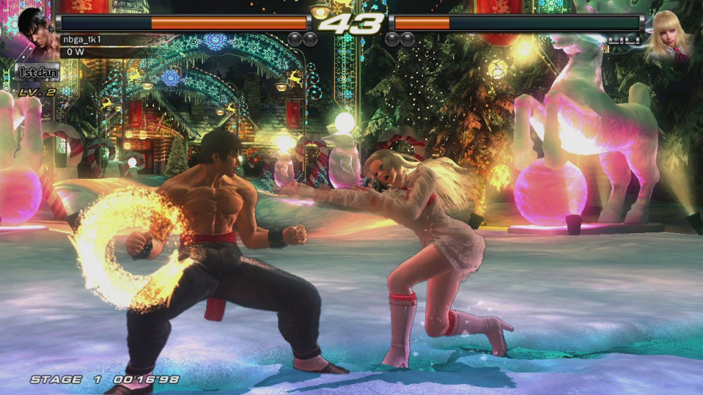 Tekken Revolutions, para PS3, é um clássico F2P que fatura com venda de fichas