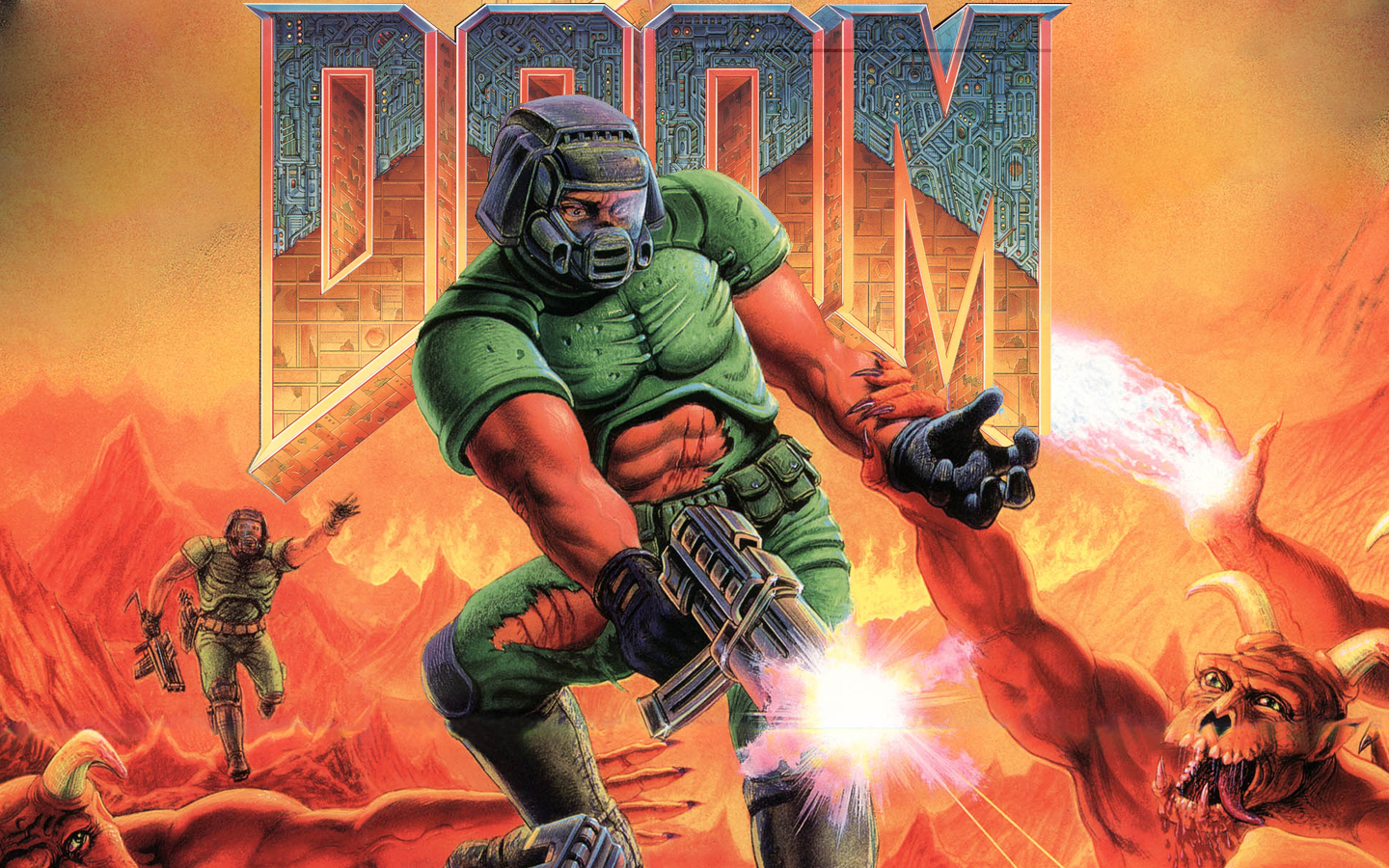 "Doom – 25 anos do inferno de ""Doomguy"""