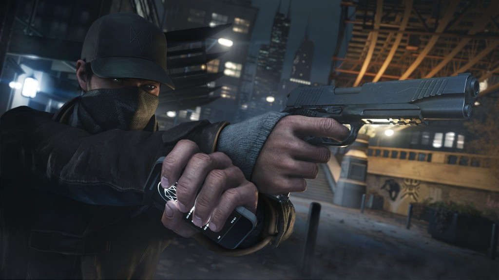 GAMECOIN - WATCH DOGS