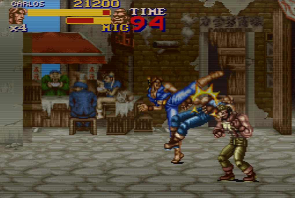 GAMECOIN - FINAL FIGHT 2 SNES