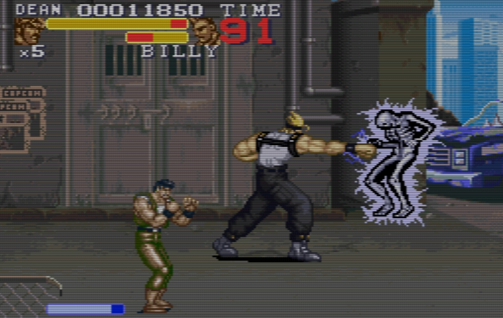 GAMECOIN - FINAL FIGHT 3 SNES