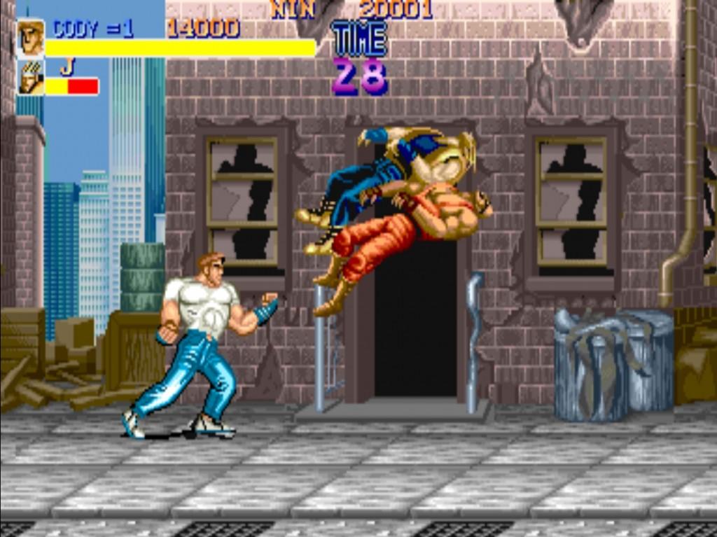 GAMECOIN - FINAL FIGHT ARCADE
