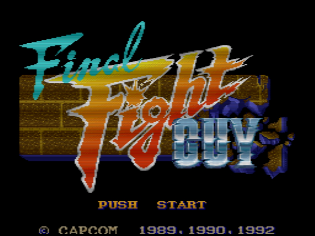 GAMECOIN - FINAL FIGHT GUY SNES