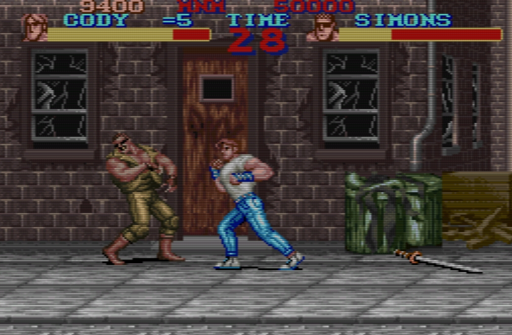 GAMECOIN - FINAL FIGHT SNES