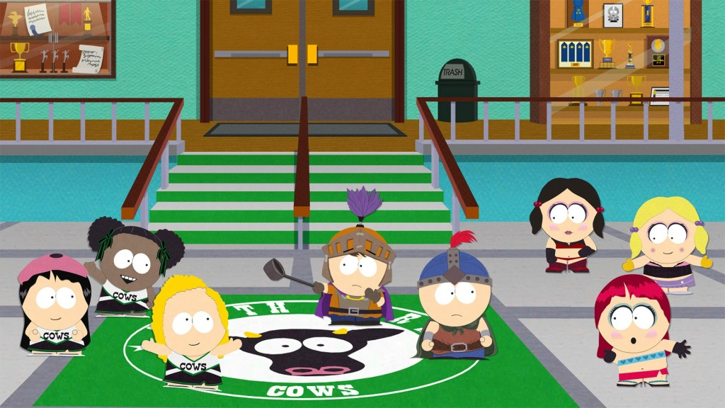 GAMECOIN - SOUTH PARK 2