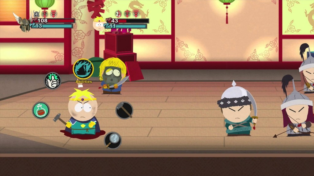 GAMECOIN - SOUTH PARK 3