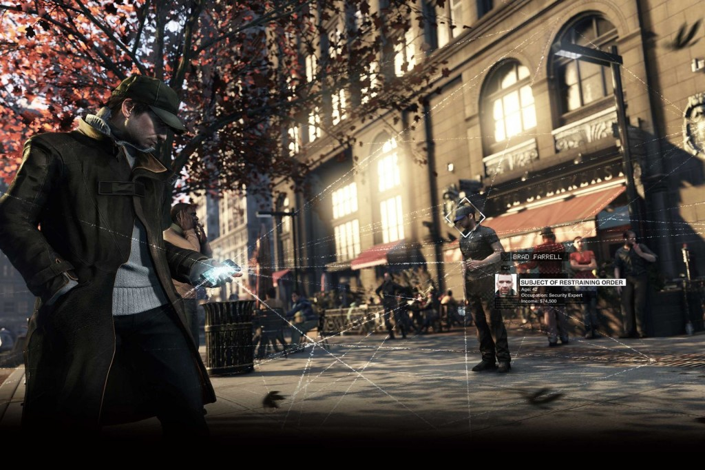 GAMECOIN - WATCH DOGS 1