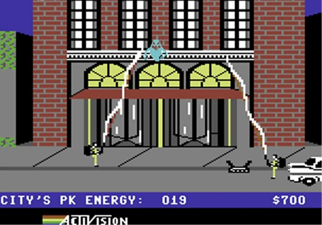 GAMECOIN GHOSTBUSTERS 3