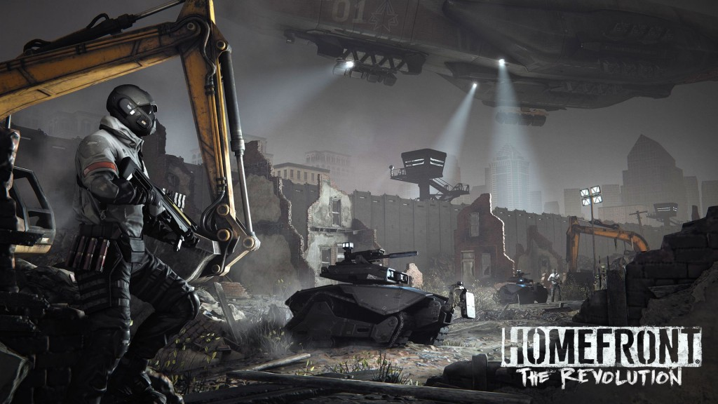 GAMECOIN - HOMEFRONT THE REVOLUTION