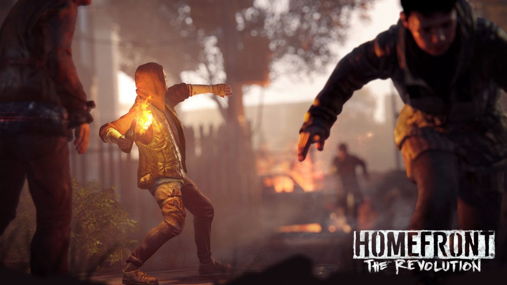 GAMECOIN - HOMEFRONT THE REVOLUTION 2
