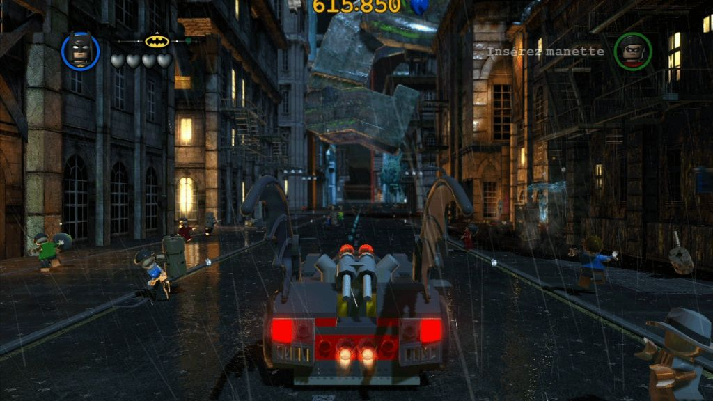 GAMECOIN LEGO BATMAN 2