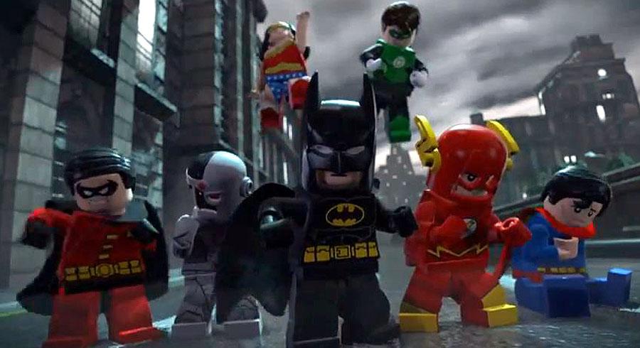 GAMECOIN - LEGO BATMAN 3