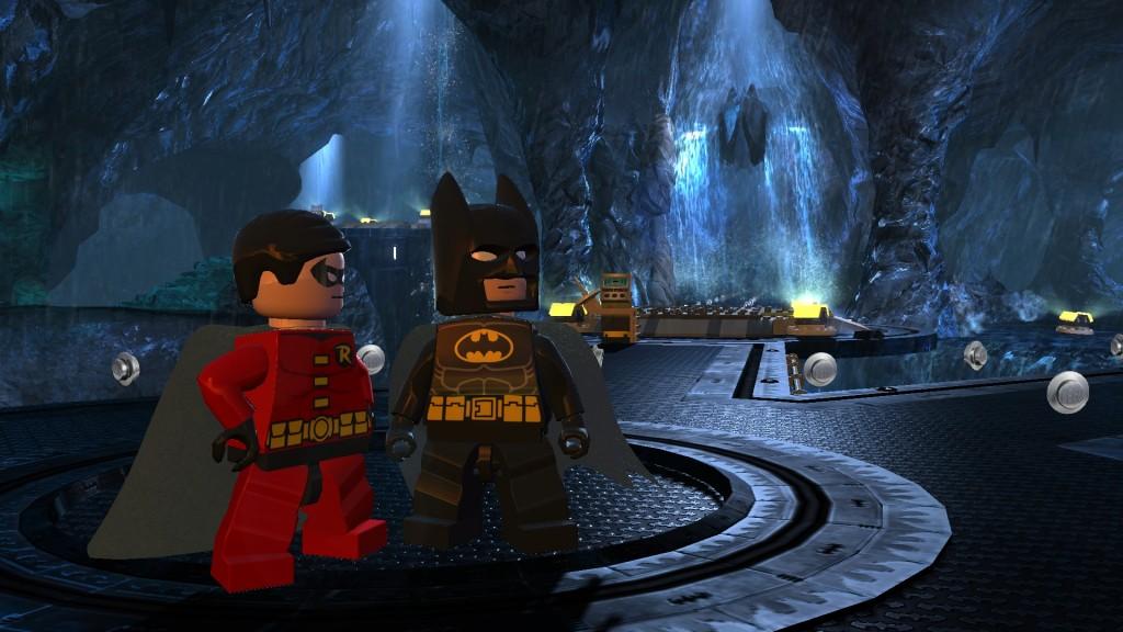 GAMECOIN - LEGO BATMAN 3A