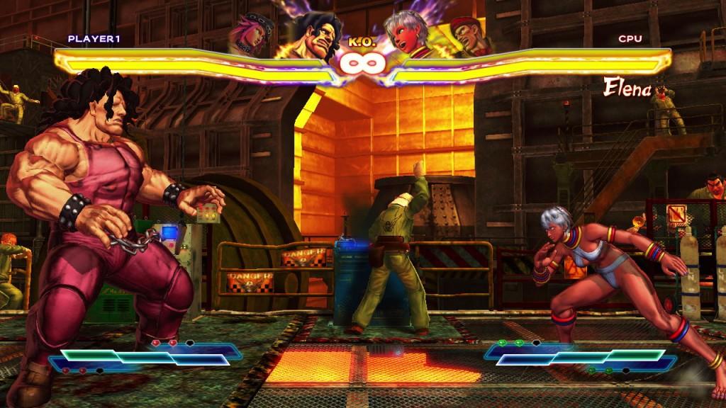 GAMECOIN - ULTRA STREET FIGHTER 4B