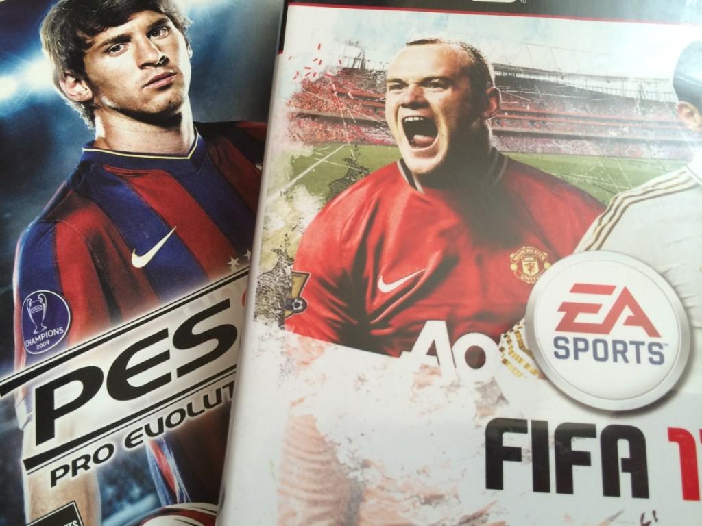 GAMECOIN  FIFA OU PES4