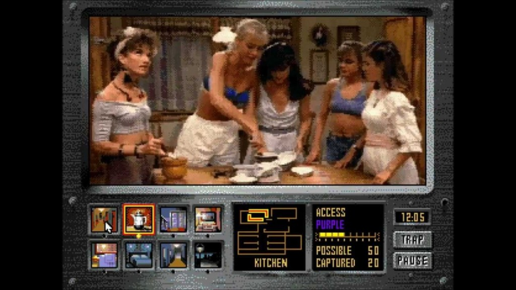 GAMECOIN - NIGHT TRAP 2
