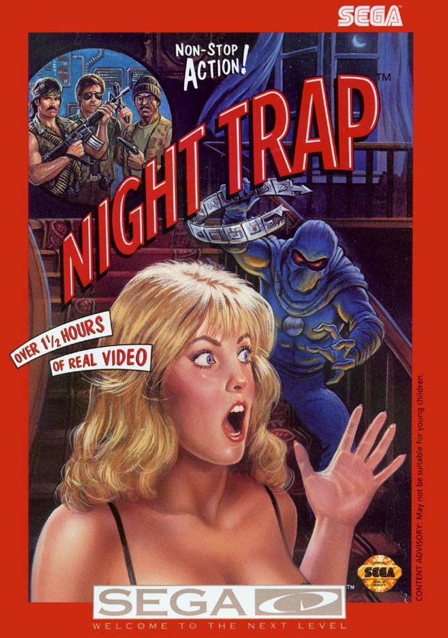 GAMECOIN - NIGHT TRAP
