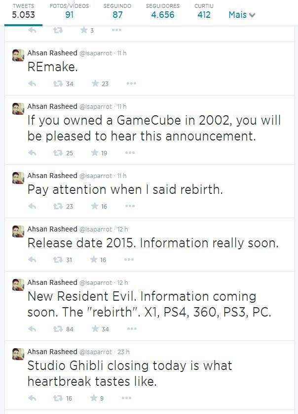 GAMECOIN - RESIDENTE EVIL REBIRTH
