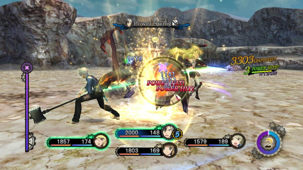 GAMECOIN - TALES OF XILLIA 2