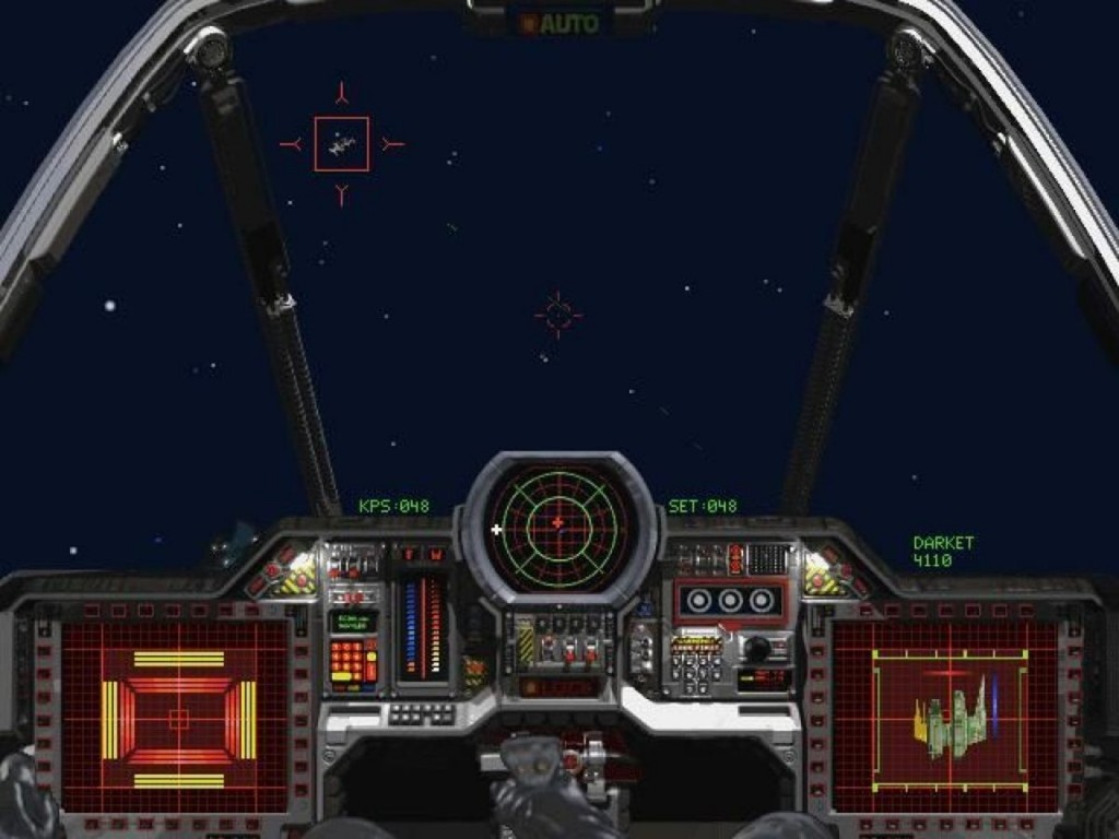 GAMECOIN - WING COMMANDER 3