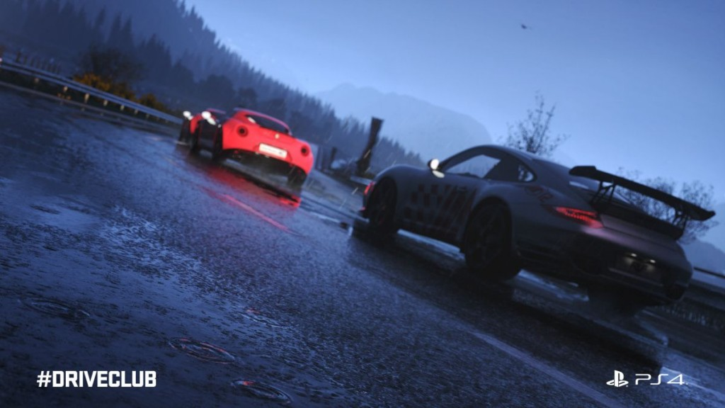 GAMECOIN - DRIVECLUB