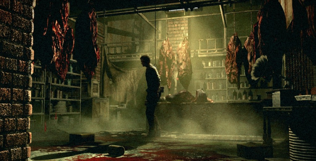 GAMECOIN THE EVIL WITHIN