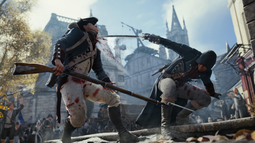 GAMECOIN - ASSASSINS CREED UNITY 2
