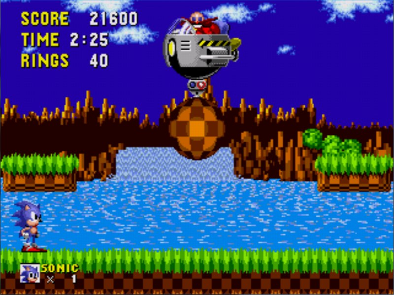 GAMECOIN SONIC 1