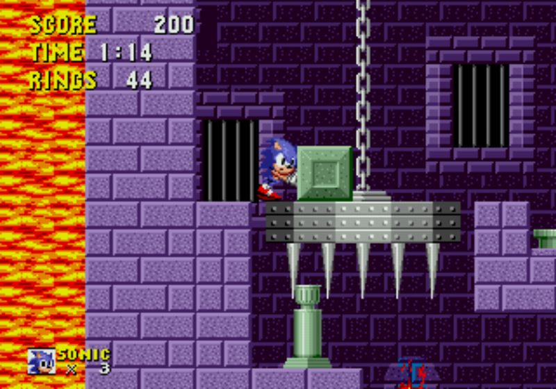 GAMECOIN SONIC 2