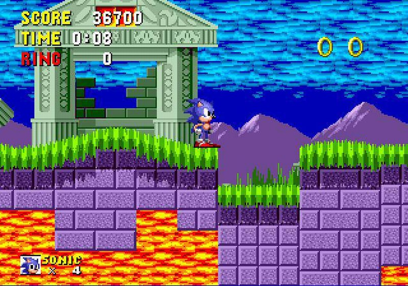 GAMECOIN SONIC 3