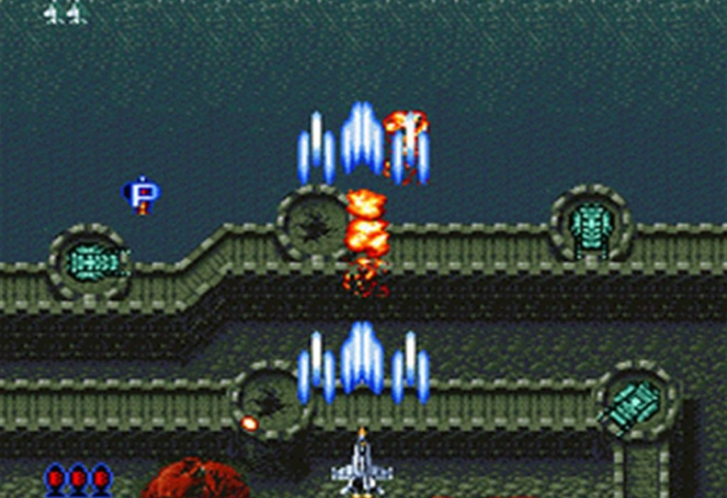 GAMECOIN - AERO FIGHTER 2