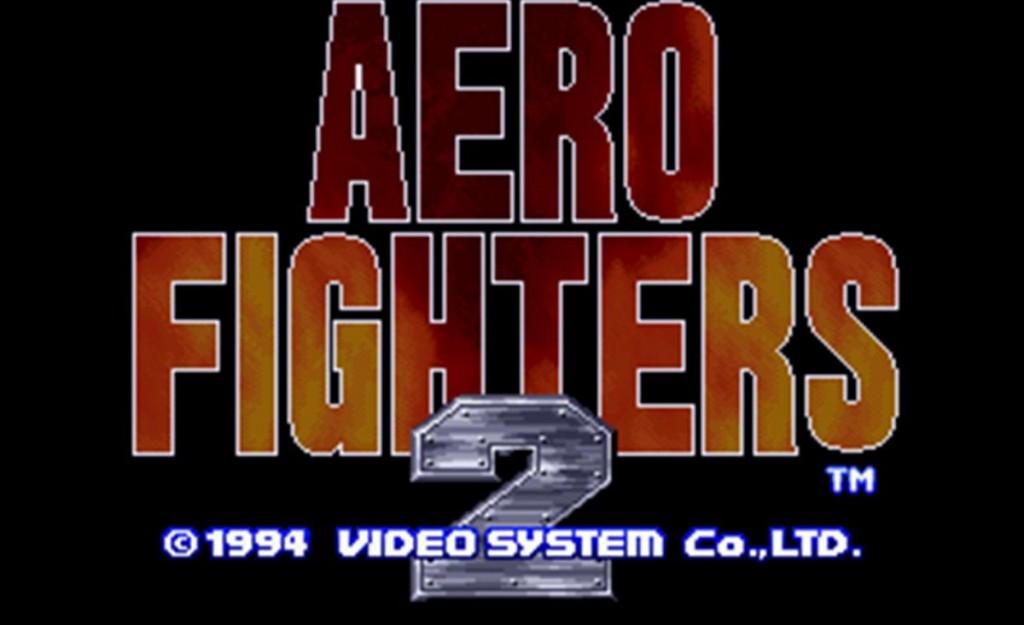 GAMECOIN - AERO FIGHTER 2 A
