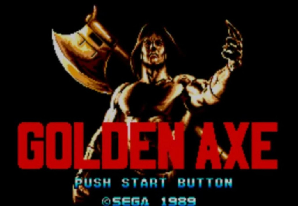 GAMECOIN GOLDEN AXE 2