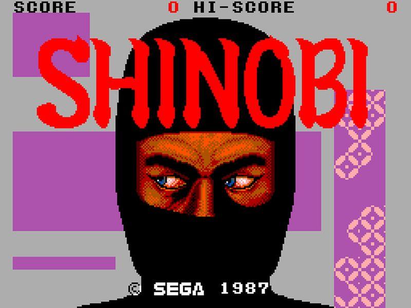 GAMECOIN - SHINOBI 3