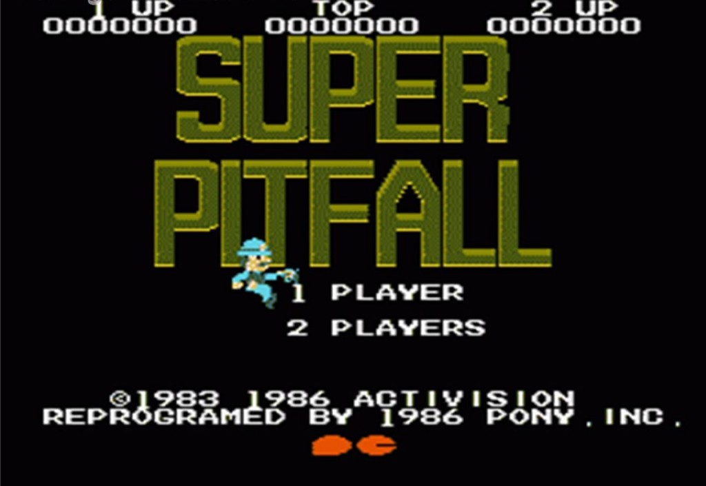 GAMECOIN - SUPER PITFALL2