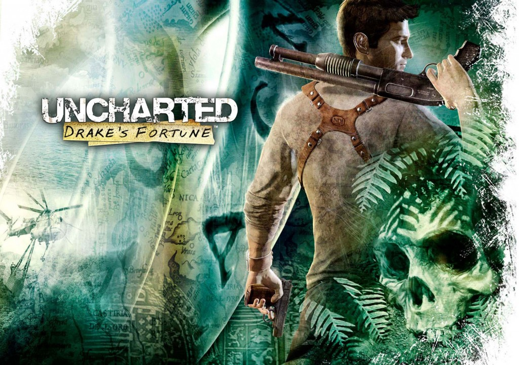 GAMECOIN UNCHARTED 3