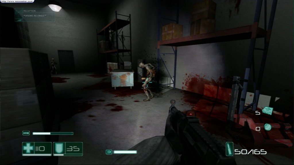 GAMECOIN - FEAR PERSEUS MANDATE 3