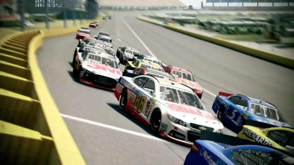 GAMECOIN - NASCAR 15
