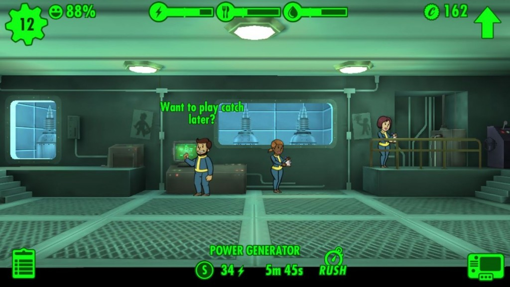 GAMECOIN FALLOUT SHELTER