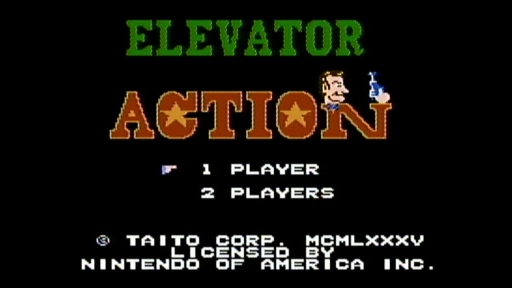 GAMECOIN ELEVATOR ACTION 2