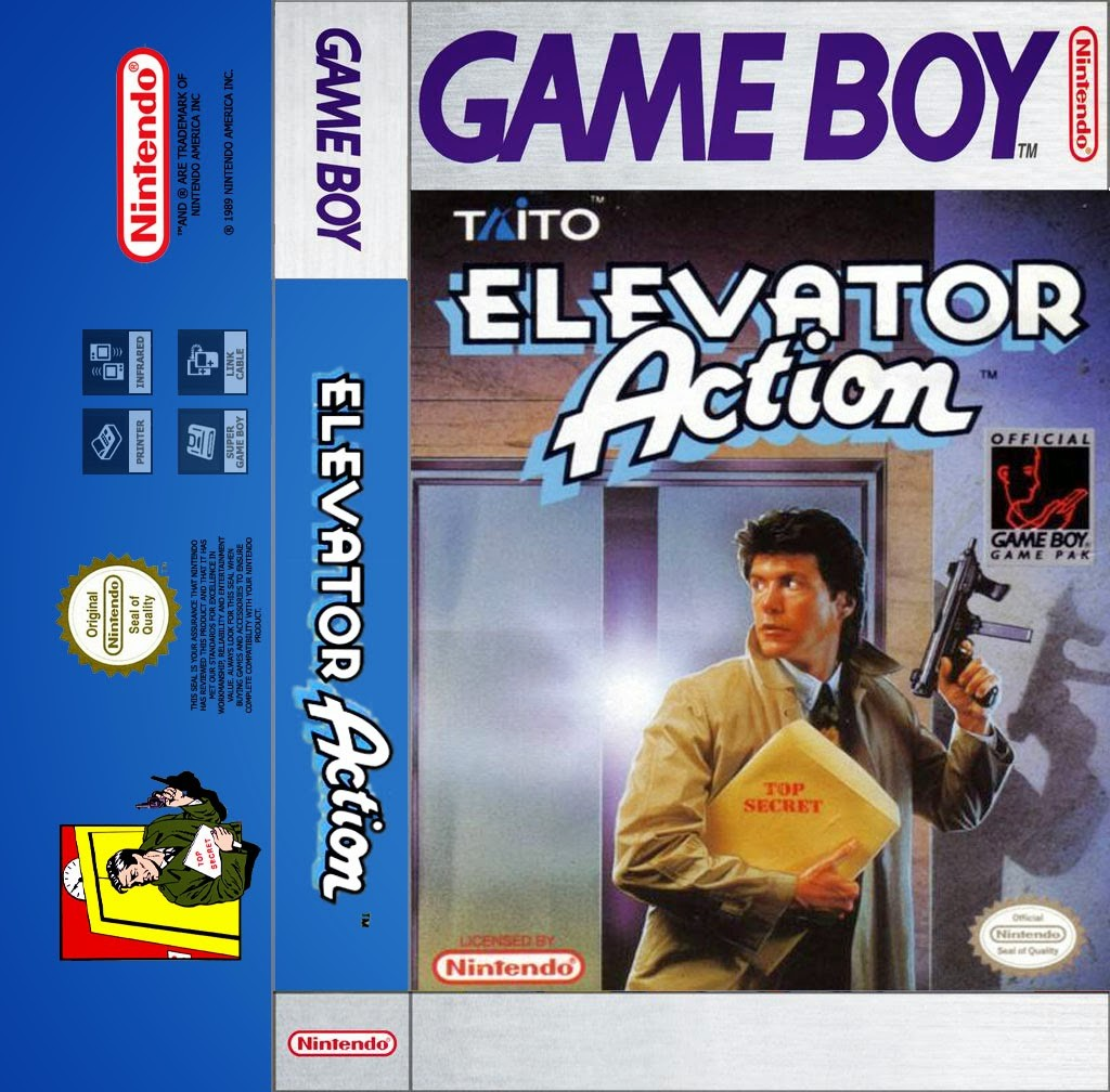 GAMECOIN ELEVATOR ACTION 3