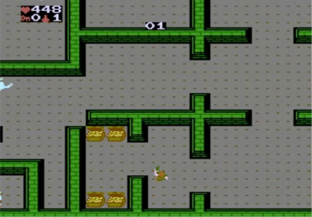 GAMECOIN GAUNTLET NES