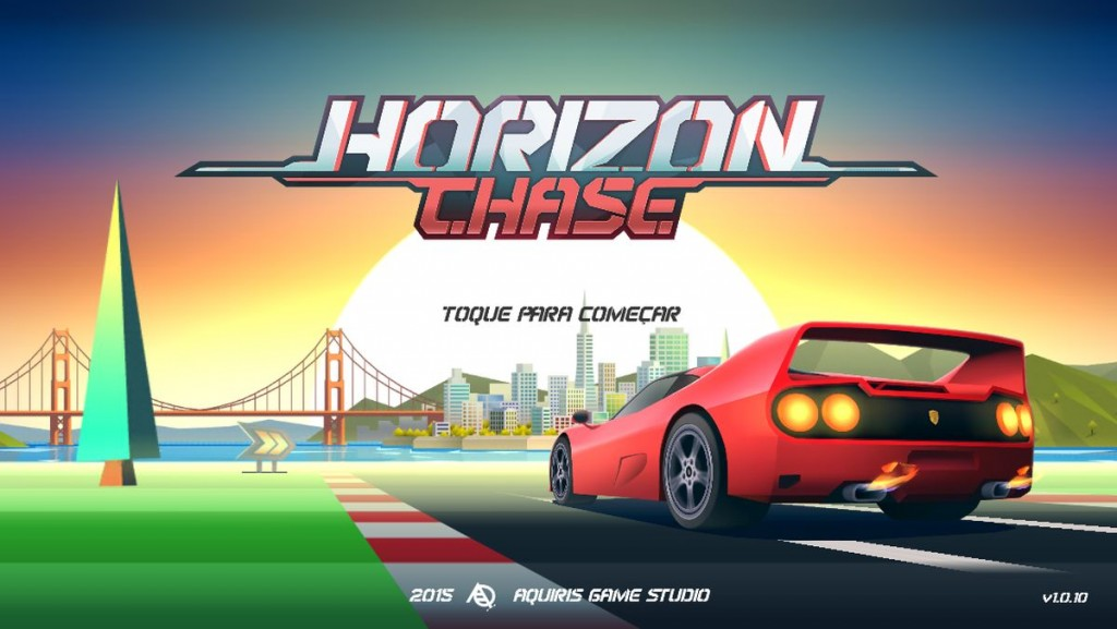 GAMECOIN - HORIZON CHASE