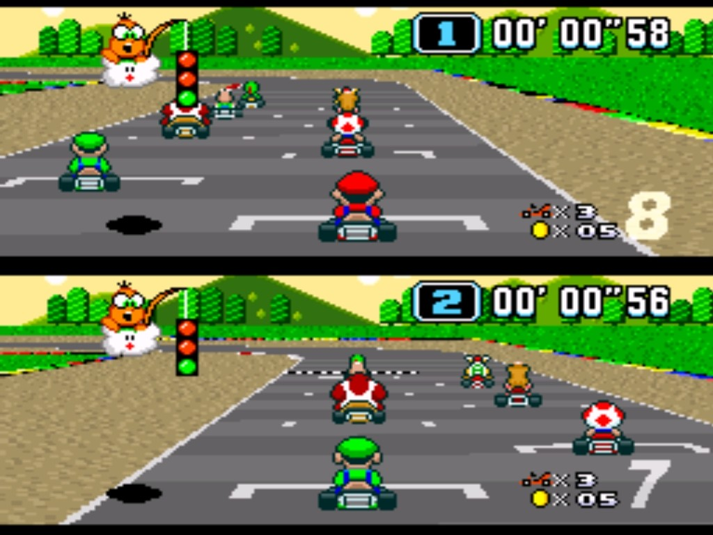 GAMECOIN - MARIO KART
