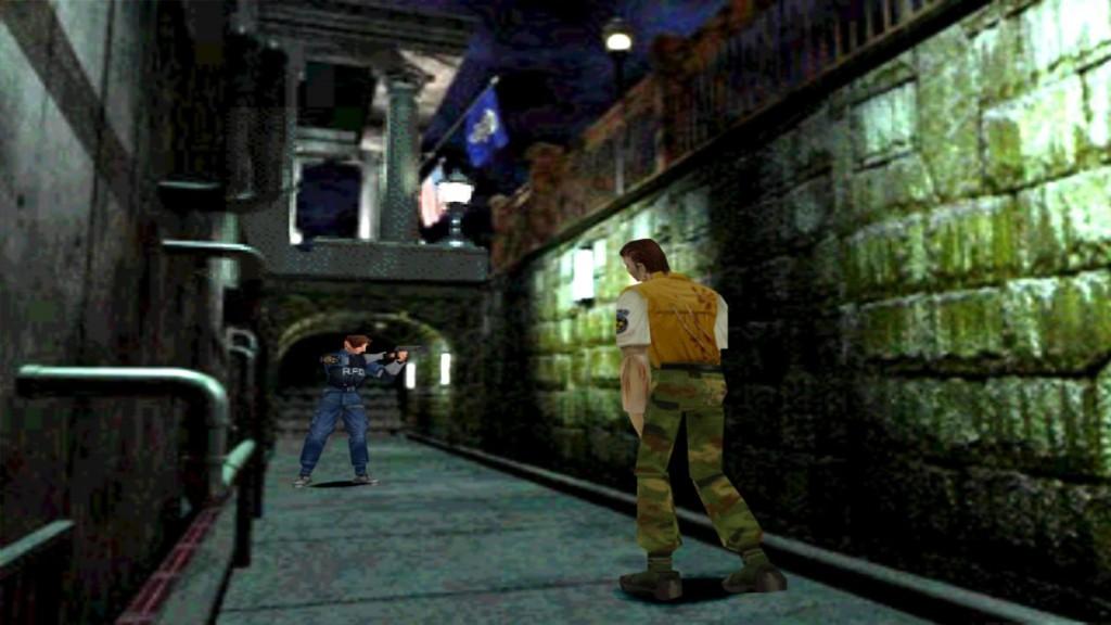 GAMECOIN RESIDENT EVIL 2 a