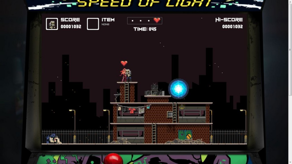 GAMECOIN - SPEED OF LIGHT GAME01